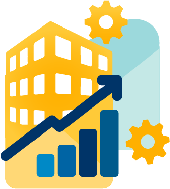 Real Estate Finance and Investment Analysis Icon