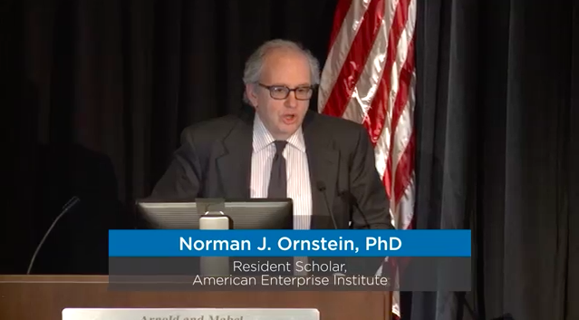 Norman J. Ornstein, PhD