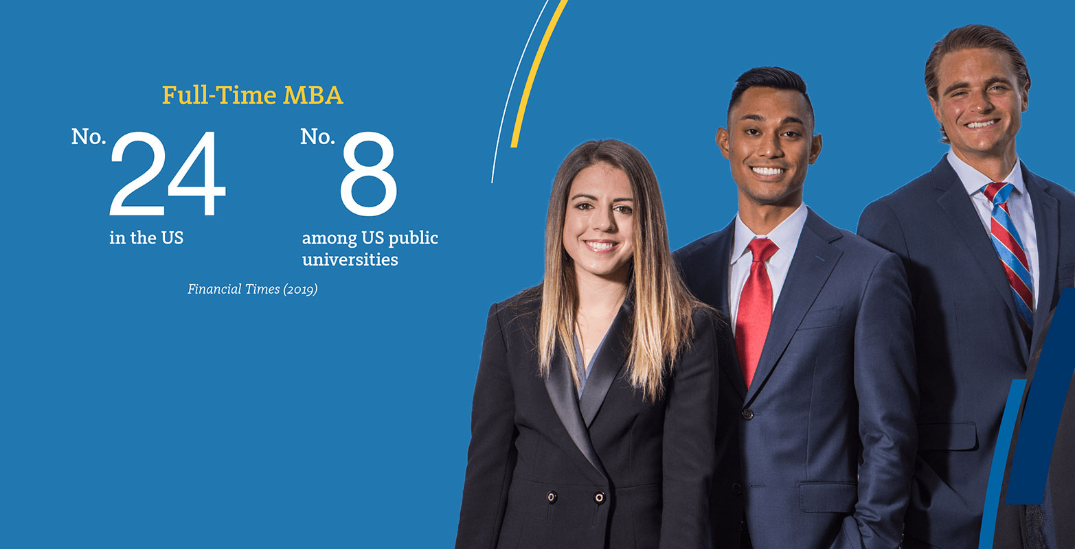 Merage School rises to No. 8 among US public institutions in 2019 Financial Times ranking.