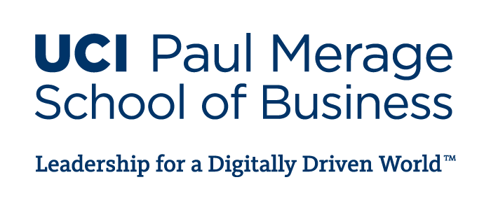 UCI Paul Merage School of Business logo