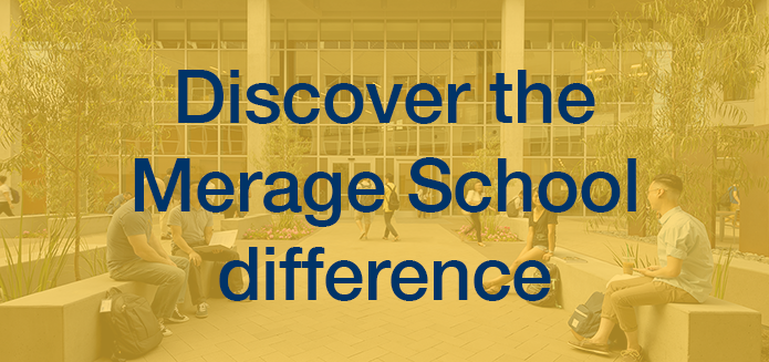Discover the Merage School Difference