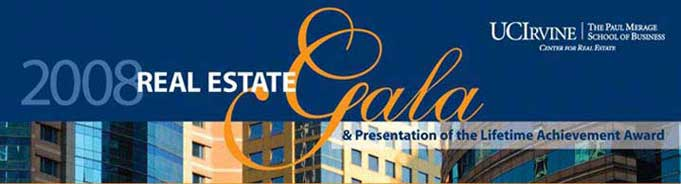 REAL ESTATE GALA & AWARDS DINNER